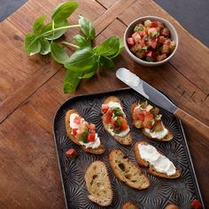 Find the Perfect Bruschetta recipe to enjoy one of the many Savory Snacks shared from The Laughing Cow Snack Ideas & Cheese Pairings library.