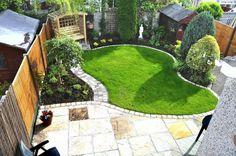 Very Small Garden Design Ideas Garden Design Garden Design