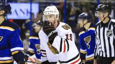 Blackhawks' Jonathan Toews: Delays for coach's...: Blackhawks' Jonathan Toews: Delays for coach's challenges 'frustrating for…