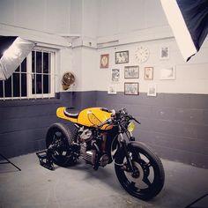 On BikeBound.com: Honda CX500 #caferacer by @lvcustom.london. Link in Profile : Manetta Photography