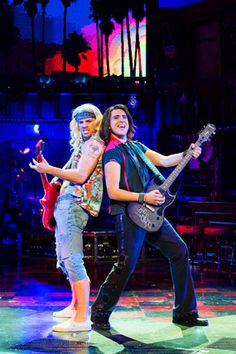 THEATRE REVIEW: Emily sees ROCK OF AGES at Bradford Alhambra Theatre...