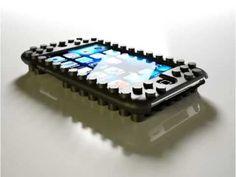 TinkerBrick Lego ® Compatible iPod Case