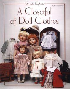 TonyaA Closetful of Doll Clothes - Elesy Lena - Веб-альбомы Picasa American Girl Outfits, Ropa American Girl, Sewing Doll Clothes, Sewing Dolls, Girl Doll Clothes, Girl Dolls, Ag Dolls, Barbie Clothes, Barbie Doll