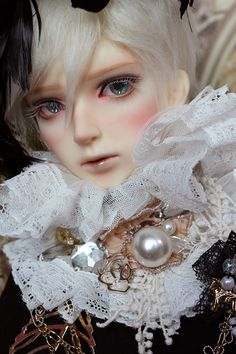 [One Off] Narcissus Miho limited migidoll M.a.a.L 狐の月街 bjd maal 狐的月街 人形球體關節娃 ball joint doll