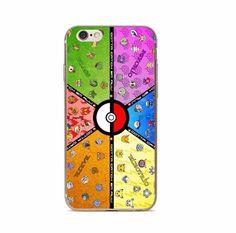 Pokemon Go Gameboy Case for Apple iPhone
