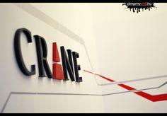 Crane agency in a nice loft office building