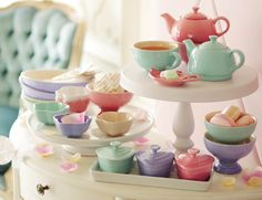 Le Creuset 2014SS - French Pastel
