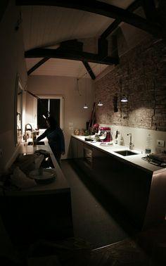 Cucina_Kitchen_ design by LauroGhediniStudio _ NATBRO K012, via Flickr.