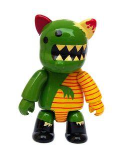 Qee Series 6 Peskimo Green - Toy2r