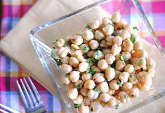 Lemony Chickpea Salad - Eat Yourself Skinny