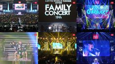 19th Family Concert Lotte Dutty Free