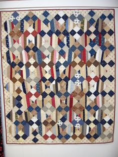 Humble Quilts: String Quilts with Gwen Marston