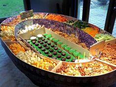 Idea for superbowl party Game Day Snacks, Game Day Food, Party Snacks, Diy Snacks, Tapas, Barbecue, Buffet, Tailgate Food, Tailgating