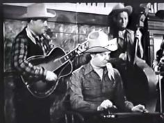 From a Western Movie, the King of Western Swing...