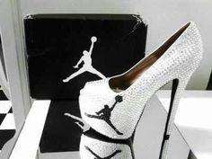 Why would they make Jordan heels not saying they don't look nice but THE PERSON WHO MADE JORDAN SNEAKERS WAS MICHAEL JORDAN AND HE NEVER ONCE WEARED HEELS ON THE COURT OR IN GENERAL THE JORDAN BRAND SHOULD BE A SNEAKER AND STAY A SNEAKER