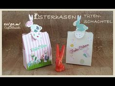 Vorlagen für Evigami-Tüten-Schachtel Christmas Ornaments, Holiday Decor, Happy Easter, Boxes, Easter Bunny, Templates, Crafting, Christmas Jewelry, Christmas Decorations