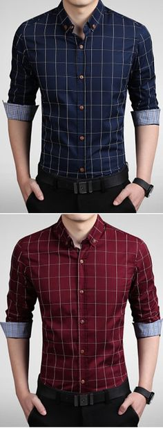 Square shirts are always so handy to match with jeans! Like it? Enjoy Early Bird Christmas sales discount until Dec 15th!