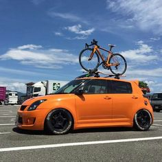 Suzuki Swift Sport, Suzuki Cars, Jdm, Mountain Biking, Cars And Motorcycles, Cool Cars, Chevrolet, Garage Tools, Vehicles