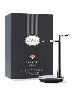 The Art of Shaving Lexington Collection Razor & Brush Stand
