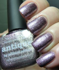 piCture pOlish - Antique...this one gets better with age. | Pointless Cafe