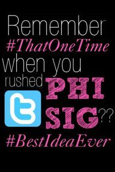 YES #phisig