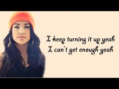 Can't Get Enough (feat. Pitbull) - Becky G - Lyrics