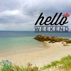 Hello weekend :)