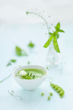 Peas & Peppermint Soup | Flickr - Photo Sharing!