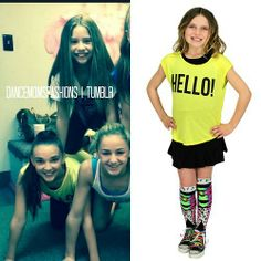 Steal her style dance moms
