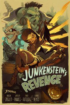 Dr. Junkenstein's Revenge - http://jeniakart.tumblr.com/