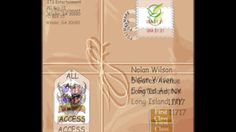 """Nolan Wilson CD 'All Access' song featured """"Love Doesn't Live Here"""""""