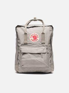 Fjallraven - Kanken Backpack - Fog