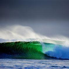 Irish swell at its best