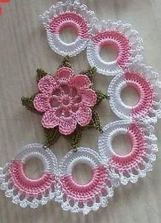 Crochet Lace, Crochet Earrings, Towel, Floral, Pattern, Crochet Coat, Farmhouse Rugs, Table Toppers, Tejidos