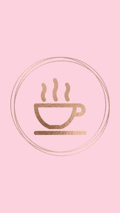 Coffee Cup - Coffee Icon - Ideas of Coffee Icon - Coffee Cup Uygulama Simgesi, Capes, Taslaklar, Arka Planlar, Poster Instagram Blog, Moda Instagram, Coffee Instagram, Instagram Frame, Instagram Fashion, Instagram Worthy, Instagram Story Template, Instagram Story Ideas, Coffee Icon