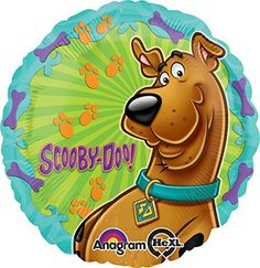 Anagram International Scooby Doo Foil Balloon Multicolor ** Find out more about the great product at the image link.