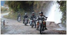 Intrigued by guided bike visits in India? motorcycletoursindia.com offer enterprise cruiser visits for riders of all expertise levels and to differing destinations.