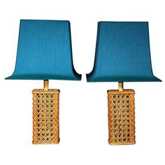 Like the color and shape of these pagoda shaped shades.