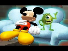 Mickey Mouse train Episodes Magical Mirror Starring for Children Clubhouse zMickz - YouTube