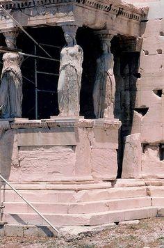 Ladies of the Parthenon - Greece
