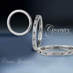 London Royal Wedding Rings    http://www.crossjewelers.com/products/details.asp?ProductID=1509#