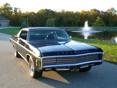 1969 Chevrolet Caprice in Tuxedo Black with Hidden Headlights. 1969 Chevrolet Caprice in Tuxedo Black with Hidden Headlights. Chevrolet Caprice, Old American Cars, Old School Cars, Classic Chevrolet, Us Cars, Chevrolet Impala, Custom Cars, Muscle Cars, Cars For Sale