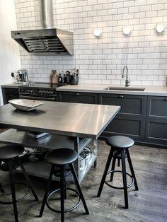 Top 10 Professional-Grade Kitchens | Kitchens | Pinterest | Quality ...