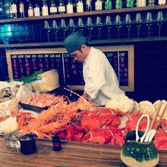 台北魚市 Taipei Fish Market