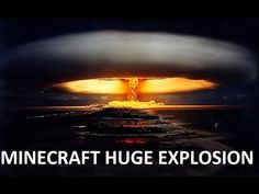 Minecraft SUPER HUGE Explosion +15.000 TNT [Estúdio Gameplay]