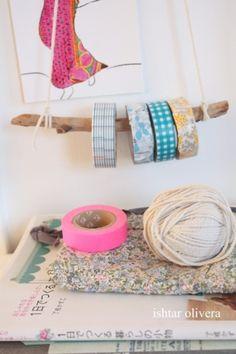 ribbon or washi tape