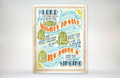 Items similar to art print - Mighty To Save - Aged & Worn, Vintage Colors Typography Poster Print - Zephaniah Scripture Bible Verse on Etsy Typography Layout, Vintage Typography, Typography Poster, Zephaniah 3 17, Mighty To Save, Poster Prints, Art Prints, Scripture Verses, Bible Scriptures