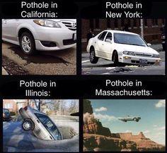 Massacusetts memes - Boston humor