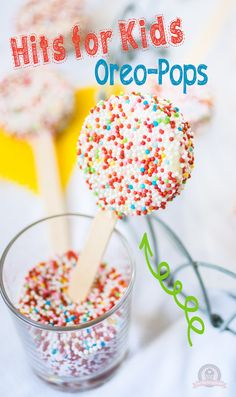 Oreo-Pops - Powered by @ultimaterecipe