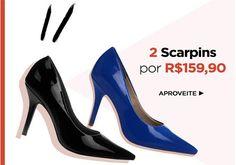Oferta Zattini compre 2 scarpins por apenas 159. São vários modelos em diversos tamanhos e cores.  http://desconto.gratis/cupom/oferta-zattini-2-scarpins-por-159/  #desconto #zattini #scarpin #modafeminina #moda #sapatos #calçados #descontos